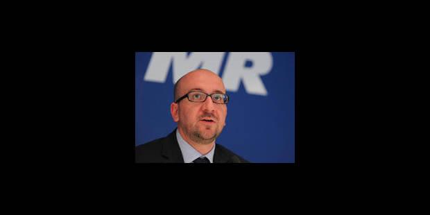 Charles Michel appelle le FDF au dialogue - La Libre