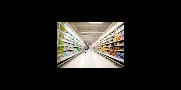 Les ménages belges consacrent 12,5% de leurs dépenses en alimentation - La Libre