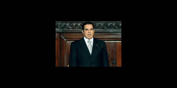 """Ben Ali qualifie son procès de """"mascarade honteuse de la justice des vainqueurs"""" - La Libre"""