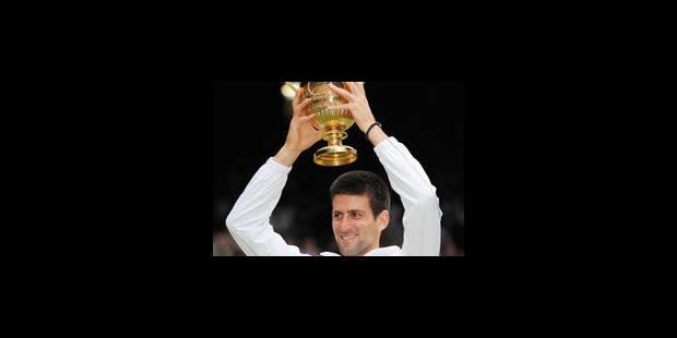 Djokovic numéro 1 pour la première fois - La Libre
