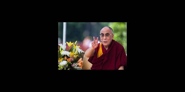 Obama reçoit le dalaï lama à la Maison Blanche - La Libre