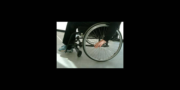 L'Etat emploie trop peu de handicapés dans ses services - La Libre