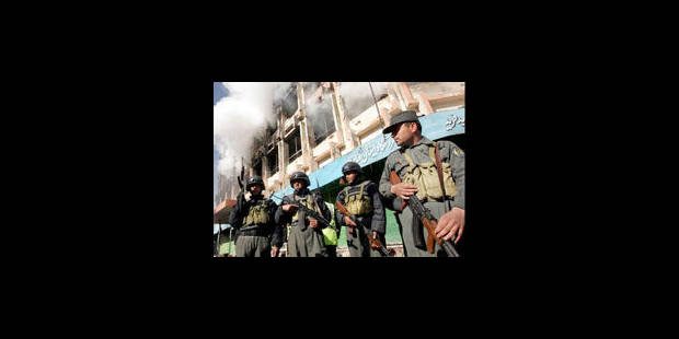 Attentat suicide en Afghanistan: 11 morts - La Libre
