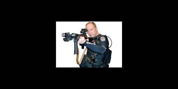 Breivik a acheté une partie de son arsenal sur e-Bay - La Libre