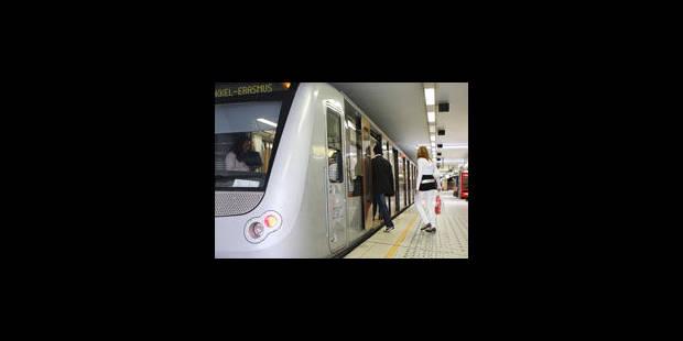 Orages: la circulation du métro interrompue entre Pannenhuis et Houba-Brugmann à Bruxelles - La Libre