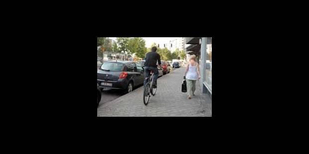 Ah! ces cyclistes inciviques... - La Libre