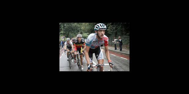 Vanendert aime le Tour 2012 - La Libre