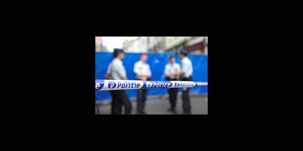 Un policier bruxellois agressé sur le chemin du travail - La Libre
