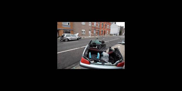 De faux articles de presse pour sensibiliser aux dangers de la route - La Libre