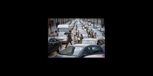 Les problèmes de mobilité pourraient faire fuir les entreprises - La Libre