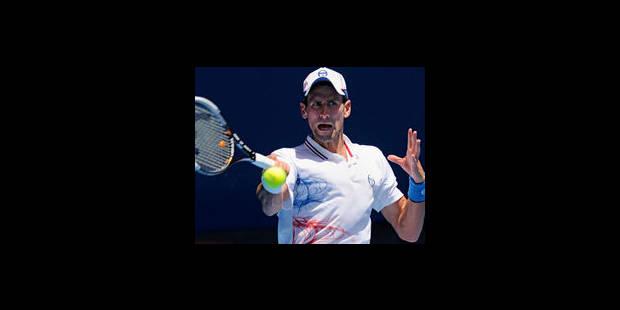 Gasquet se qualifie, Djokovic se promène - La Libre