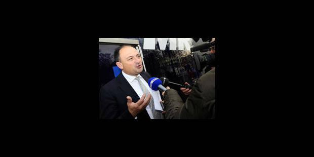 Borsus stupéfait par les propos de Moureaux sur Bruxelles et la Flandre - La Libre