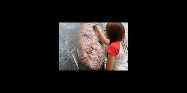 Pluie de stars aux obsèques de Whitney Houston - La Libre