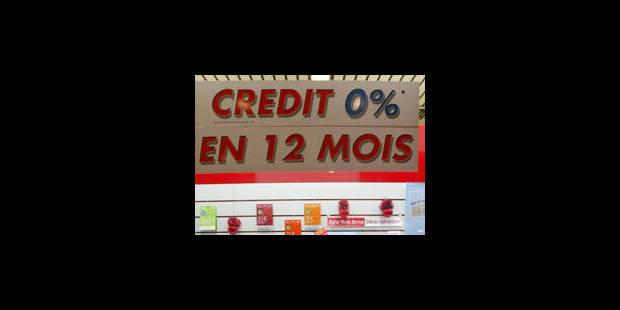 Arriérés de paiement de crédit: un record! - La Libre