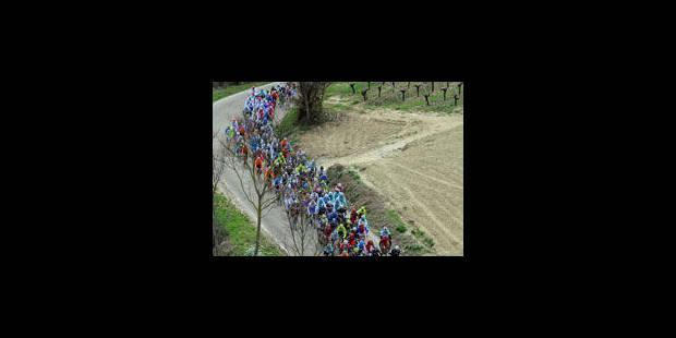 6e étape: Succès de Rodriguez, abandon de Cavendish - La Libre
