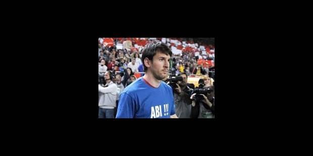 Messi: numéro 1 des salaires de footballeurs - La Libre