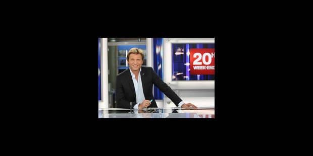 Laurent Delahousse de France 2 à TF1 ? - La Libre
