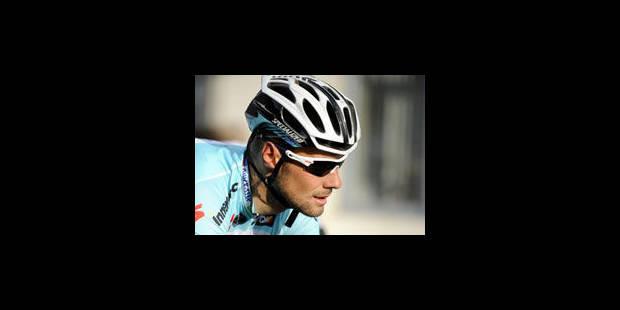 GP E3 : Tom Boonen réalise la passe de cinq - La Libre