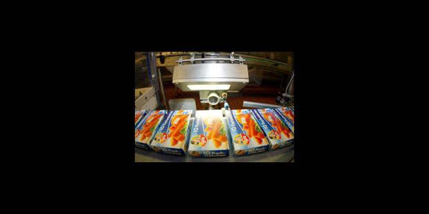 La marque de surgelés Iglo est à vendre - La Libre