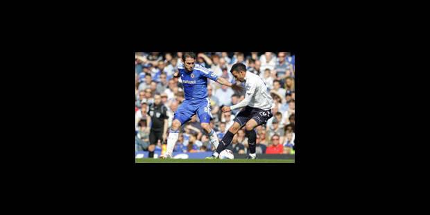 Tottenham tient Chelsea en échec (0-0) - La Libre