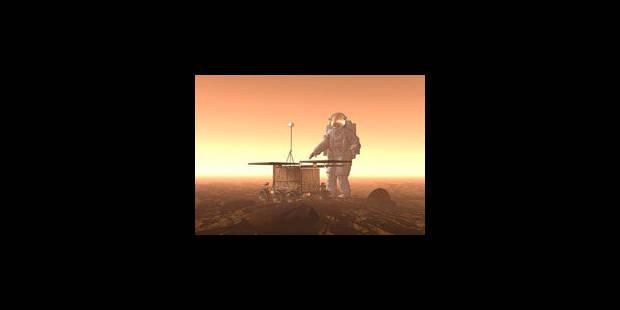 La Nasa lance un appel à idées pour explorer Mars - La Libre
