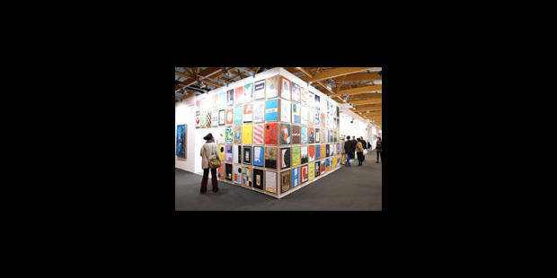 Bruxelles assume d'être une capitale de l'art - La Libre