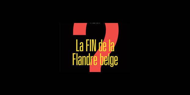 La Flandre belge, c'est très bientôt fini ! - La Libre