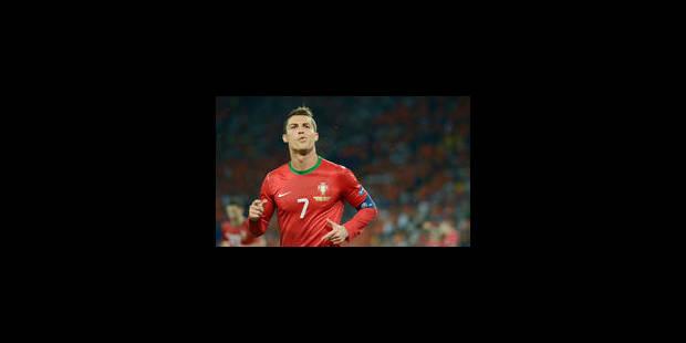 Le réveil de Ronaldo fatal aux Pays-Bas (2-1) - La Libre