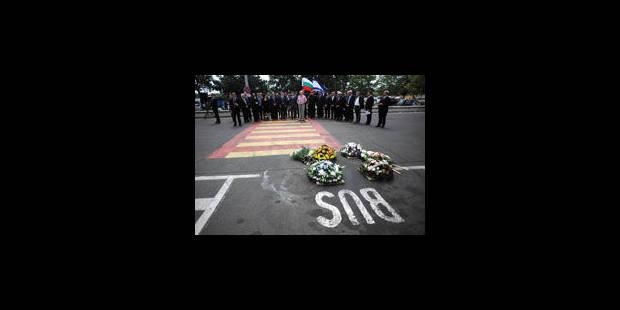 L'auteur de l'attentat-suicide en Bulgarie n'est pas belge - La Libre