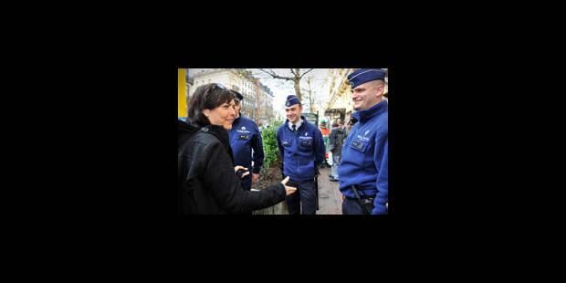 La police recrutera autrement - La Libre