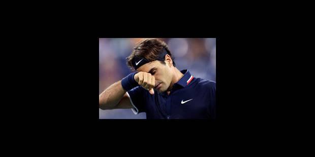 US Open: Federer éliminé, Murray qualifié - La Libre