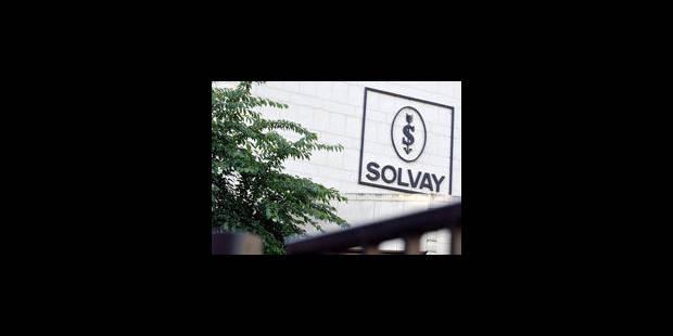Solvay remplace PSA Peugeot au CAC 40 - La Libre