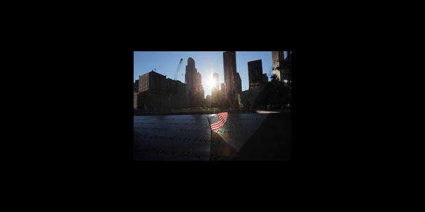 11/09: New York se tait une minute - La Libre