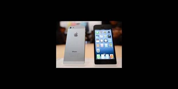 iPhone 5: Un trognon pourri? - La Libre