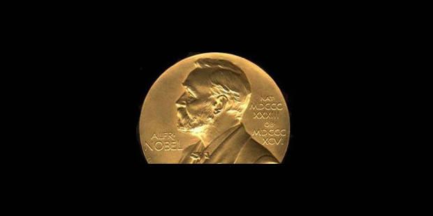 David Wineland et Serge Haroche, prix Nobel de physique - La Libre