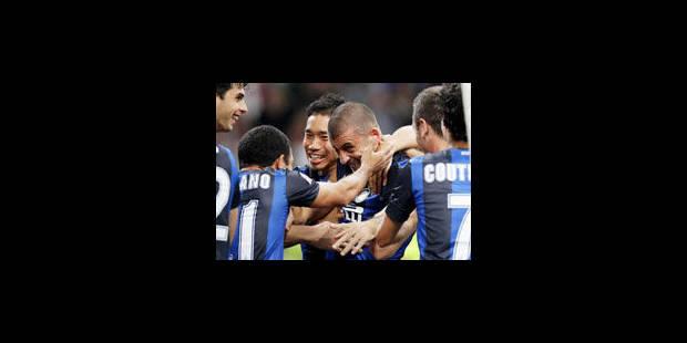 L'Inter remporte le derby, l'AC Milan replonge dans le doute - La Libre