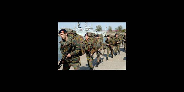 Armée: le ministère de la Défense recrute - La Libre