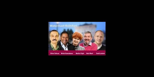 Les têtes de liste de Watermael-Boitsfort ont répondu à vos questions - La Libre