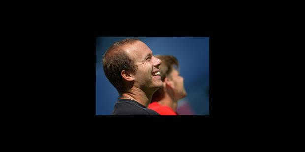 Valence: Rochus bat Bemelmans au 1er tour des qualifications - La Libre