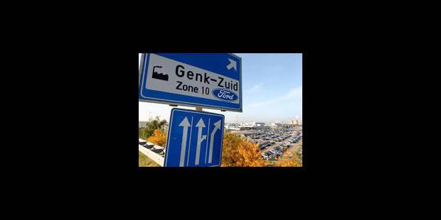 Le gouvernement flamand prépare un plan pour Ford Genk - La Libre