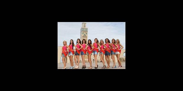 La controverse des Miss Belgique au Maroc - La Libre