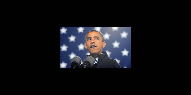 Barack Obama est réélu ! - La Libre