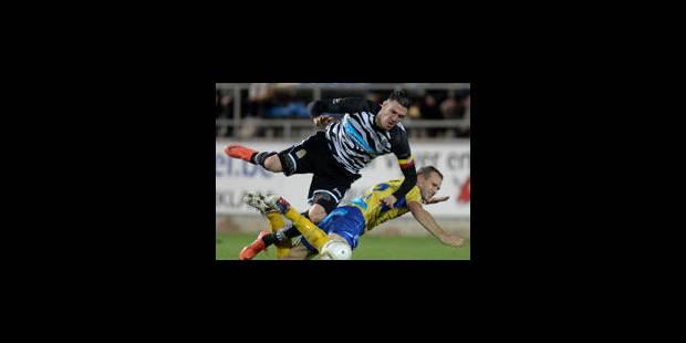 Charleroi prend un bon point à Waasland-Beveren - La Libre