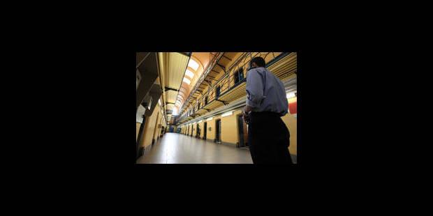 La politique pénale et pénitentiaire condamnée - La Libre