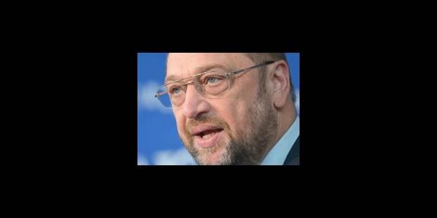 Le président du parlement européen prône une pression économique sur Morsi - La Libre