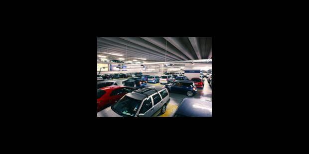 Des parkings de dissuasion à Bruxelles? - La Libre