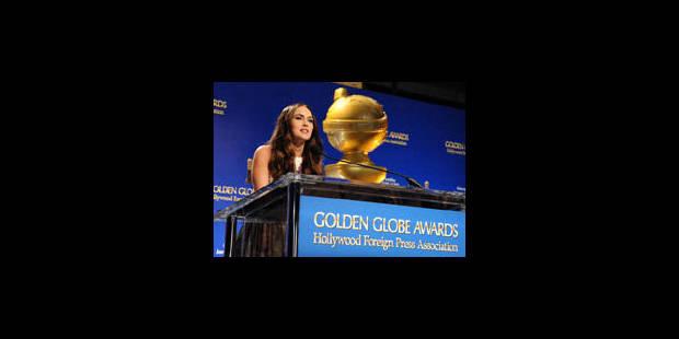 Golden Globes: le vote des internautes - La Libre