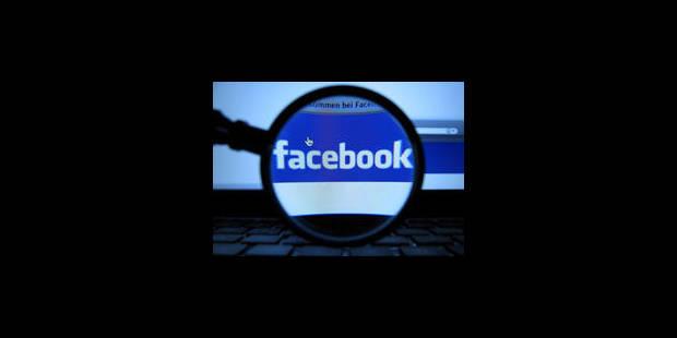 """Faut-il une police spéciale """"Facebook"""" pour lutter contre le crime? - La Libre"""