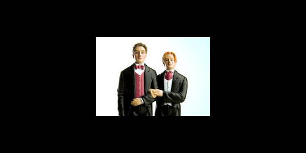 Quel bilan pour le mariage homosexuel en Belgique ? - La Libre