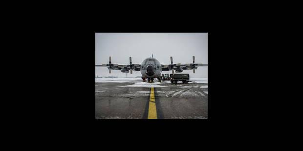 Mali: les deux C-130 belges sous commandement français - La Libre